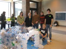 Plastic Bottle Igloo RecycleMania 2011 (7).jpg