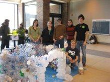 Plastic Bottle Igloo RecycleMania 2011 (7).jpg